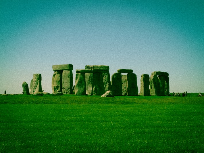 A Day At Stonehenge