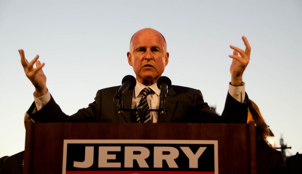 Four leadership nuggets for YOUNG LEADERS from California Governor Jerry Brown